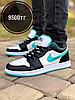 Кеды Nike Jordan низк чвбн зел лого