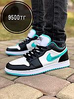 Кеды Nike Jordan низк чвбн зел лого, фото 1