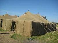 Армейский палатка 10*10 брезент