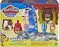 Play-Doh Плейдо игровой набор пластилина «Фабрика мороженого и сладостей», фото 1