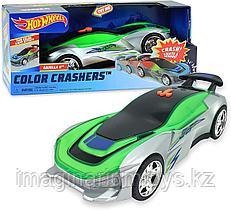 Машинка Hot Wheels меняющая свет Color Crashers Gazella R 22 см