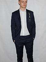 Мужской костюм-тройка Cardozo приталенного кроя С444-8, РАЗМЕР 44,48