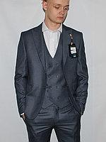 Мужской костюм-тройка Cardozo приталенного кроя С526-4, РАЗМЕР 44,46,48,50,52,54