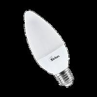 Эл.лампа светодиодная LED Deco B35 5-40W E27 3000K 220-240В SH