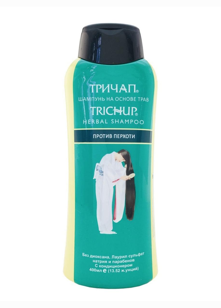 Тричап шампунь от перхоти (Trichup Shampoo Anti-dandruff VASU), 400 мл
