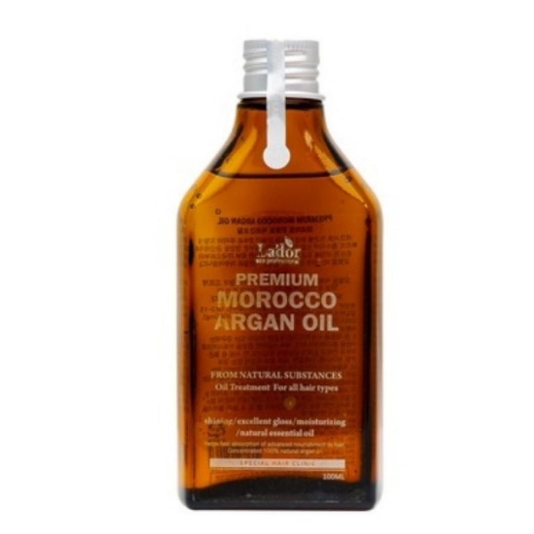 Аргановое масло Lador Premium Argan Hair Oi 100 ml