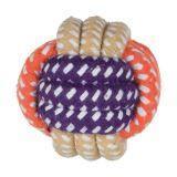 Trixie 32810 Мячик из веревки Игрушка для собак  6см
