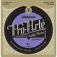 Струны для классической гитары D'Addario EJ44LP Pro-Arte Composite