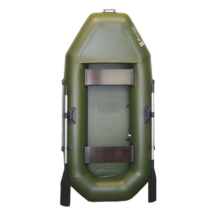 Лодка «Муссон» S 262 Ф, цвет олива