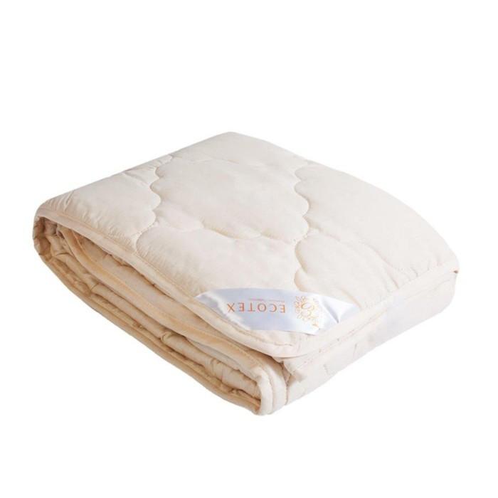 Одеяло облегчённое «Золотое руно», размер 200х220 см,