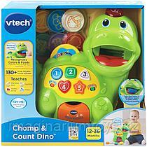 Интерактивная развивающая игрушка для детей «Динозаврик» VTech
