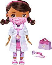 Кукла Доктор Плюшева с аксессуарами поющая