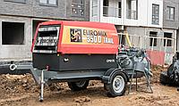 Дизельный смеситель-пневмонагнетатель EUROMIX 350 D TRAIL