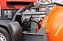 Дизельный смеситель-пневмонагнетатель EUROMIX 350 D TRAIL, фото 2