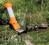 Измельчитель веток STIHL GHE 250 (2,5 кВт | 220В | 35 мм) электрический садовый, фото 2