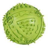 Trixie 34842 Каучуковый мячик с шипами для массажа десен - 9см