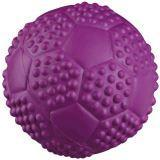 Trixie 34845 Каучуковый Футбольный мячик для массажа десен  7 см Игрушка для собак