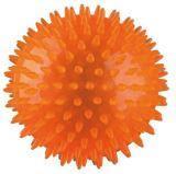"""Trixie 33651 """"Мяч игольчатый""""  Игрушка для собак, Диаметр 8см."""