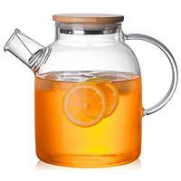 Заварочный чайник из жаропрочного стекла 1,5 л