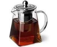 Заварочный чайник из жаропрочного стекла 950 мл