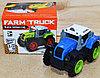 M31-A Перевертыш трактор Farm Truck на батарейках 10*8