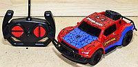 H386 Машина на р/у Alliance Super Hero Мстители 4 вида 26*10, фото 1