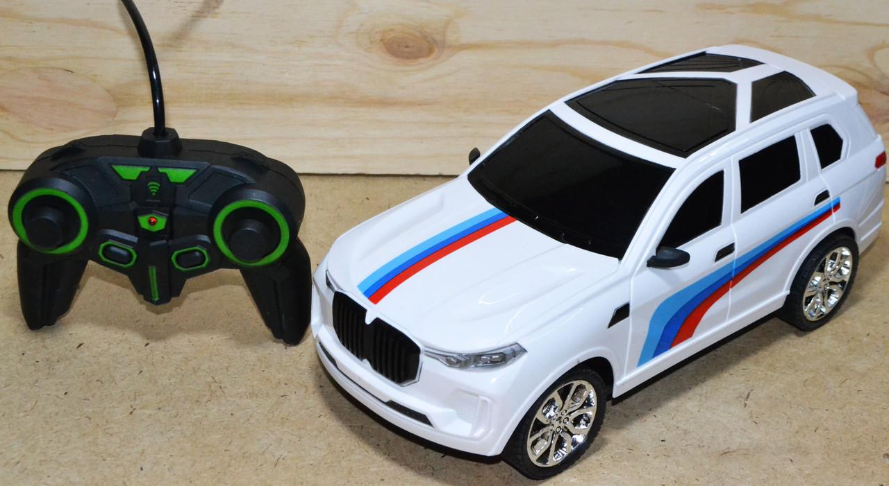SH559-1 БМВ на р/у Racer BMW 4 функции 36*12