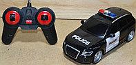 2082-4A Полицейская машина Police Car на р/у 4 функции 27*11, фото 1