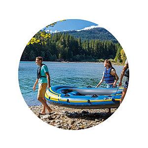 Лодка надувная Intex 68370NP