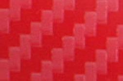 ORACAL 975 CA Carbon Красный (1.52m*50m)
