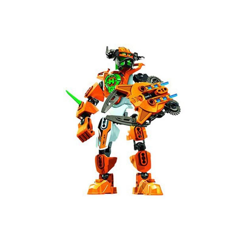 Decool 9404 HERO Конструктор-робот Nex (Аналог LEGO Hero Factory)
