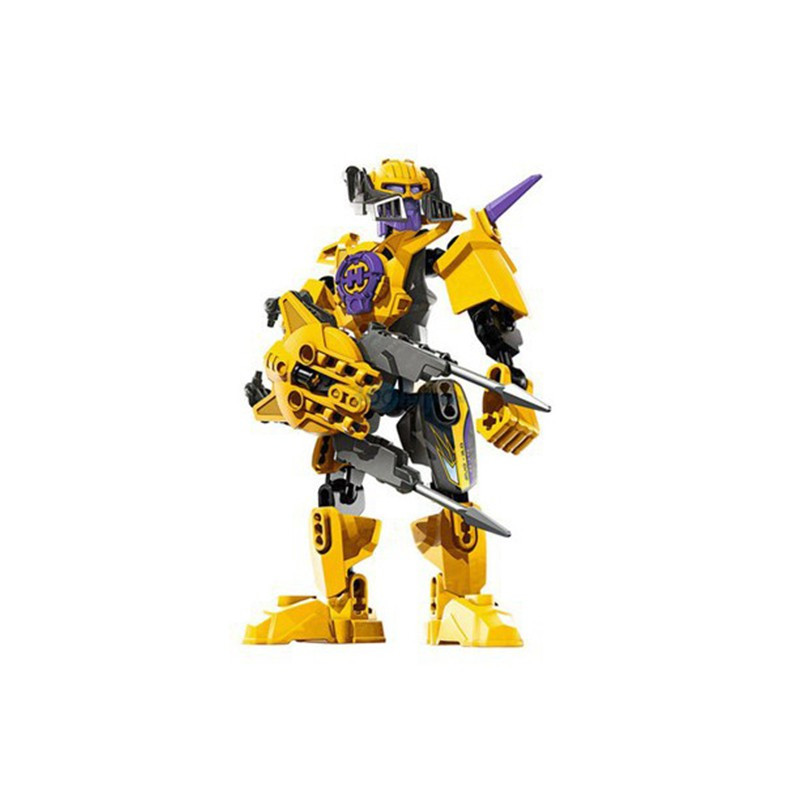 Decool 9401 HERO Конструктор-робот Evo (Аналог LEGO Hero Factory)