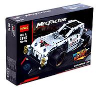 Decool 3810 Конструктор Серебянное Лезвие, 208 дет. (Аналог LEGO)