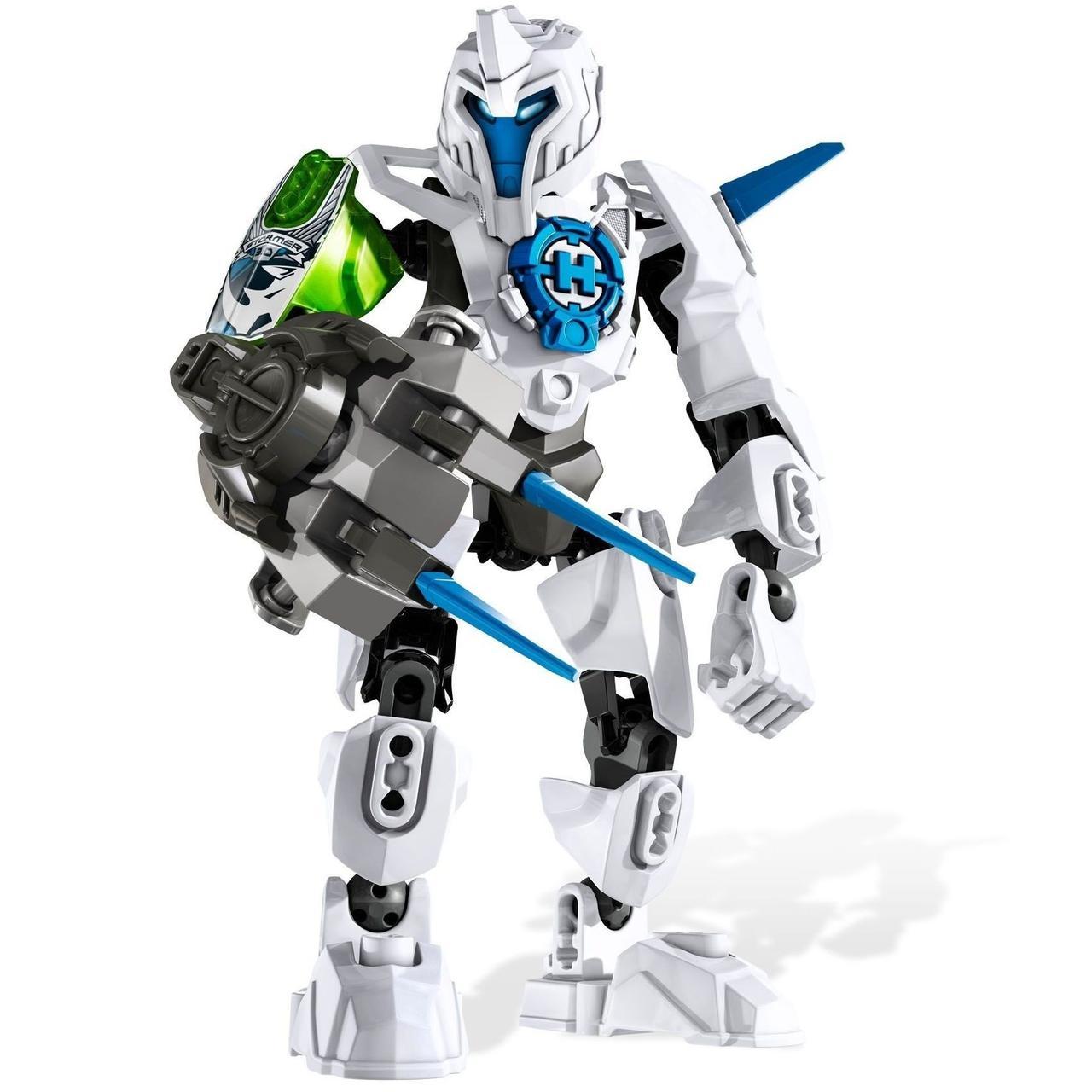 Decool 9602 HERO3 Конструктор-робот Stormer (Аналог LEGO Hero Factory 2145)