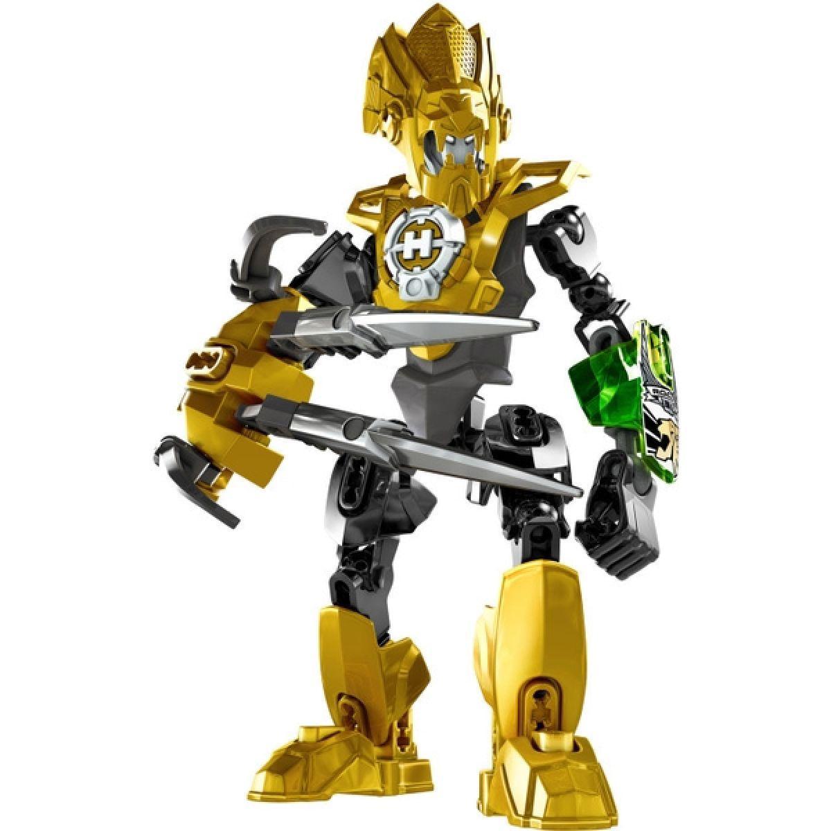 Decool 9601 HERO3 Конструктор-робот Rocka (Аналог LEGO Hero Factory 2143)