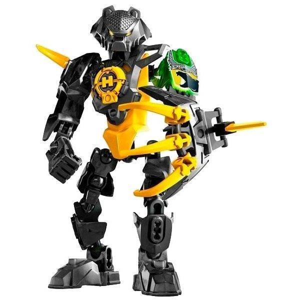 Decool 9604 HERO3 Конструктор-робот Stringer (Аналог LEGO Hero Factory)