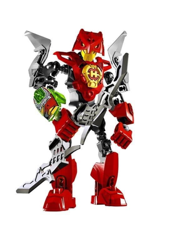 Decool 9606 HERO3 Конструктор-робот Furno (Аналог LEGO Hero Factory)