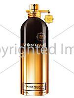 Montale Leather Patchouli парфюмированная вода объем 50 мл тестер (ОРИГИНАЛ)