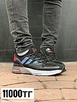 Крос Adidas чер красн пятка, фото 1