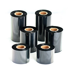 Красящая лента Pиббон  Wax Resin (воск, смола) 60мм/300м