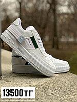 Кросс Nike 354 белый син лого, фото 1