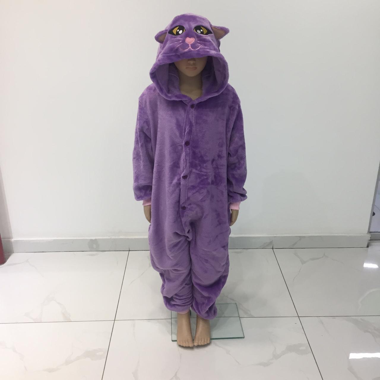 Детская  пижама кигуруми кошка Сейлормун