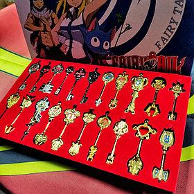 Набор ключей Люси - Fairy Tail