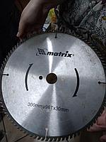 Диск пильный по дереву Matrix 300 х 30 мм х96