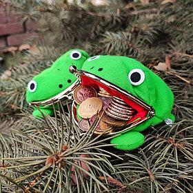 Кошелёк Гама-чан (лягушка) - Наруто