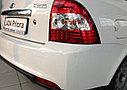 Катафоты заднего бампера диодные Приора-2 седан, фото 2