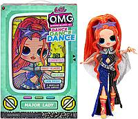 Большая Кукла ЛОЛ ОМГ Танцевальная LOL Surprise OMG Dance Major Lady