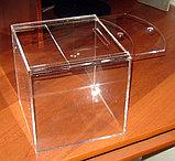 Ящик для пожертвований 200х200х200, фото 2
