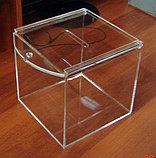 Ящик для пожертвований 200х200х200, фото 4
