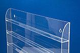 Стенд для лаков 620х45х472 мм 5 ярусов, фото 6